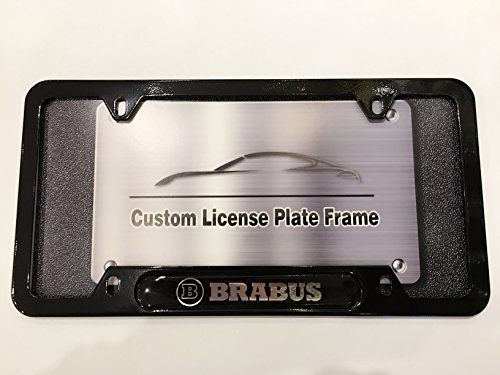 brabus-mercedes-benz-mb-satin-black-100-stainless-steel-license-plate-frame-premium-quality-performa
