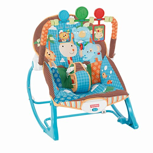 Baby Bouncers Rockers (Fisher-Price Infant to Toddler Rocker, Jungle Fun)
