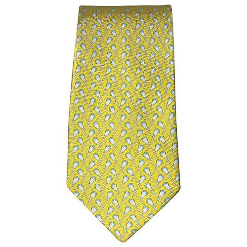 Lacrosse Silk Necktie Men