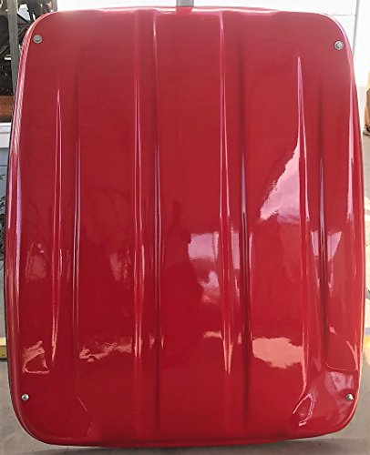 Tractor Canopy From Sunshade Industrial Supply