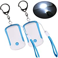 120dB Emergency Personal Alarm with LED Flash Light Torch & Self Defense Keychain,Safety / Attack / Protection / Panic / Self Defense Portable Safety Security Keyring Alarm