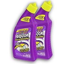 Kaboom BowlBlaster Liquid Toilet Bowl Cleaner - 24 oz (Pack of 2) by Kaboom