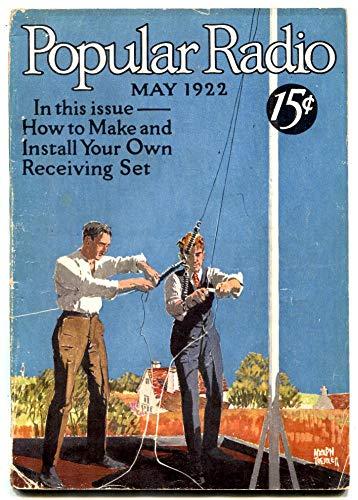 - Popular Radio Magazine #1 May 1922-A Hyatt Verrill
