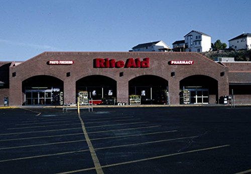 - Roadside America Photo Collection | 2004 Rite Aid, Pocatello, Idaho | Photographer: John Margolies | Historic Photographic Print 20in x 16in