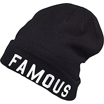 cffbe40dacae8 Adidas Neo Famous Black Beanie Hat Casual Winter Designer Fashion Hat:  Amazon.co.uk: Clothing