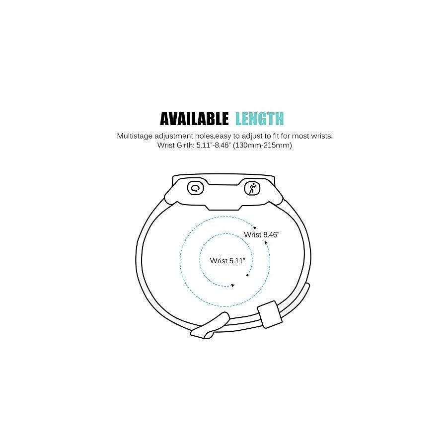 Replacement Smart Wrist Watch Accessory Band Strap Garmin Forerunner 230/235/620/630/735XT/235Lite