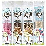 Milk Magic Magic Milk Flavoring Straws 36 Straws