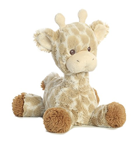 Soft Stuffed Animals (ebba Loppy Giraffe Plush)