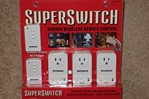 SuperSwitch Wireless Programmable PowerPackPro