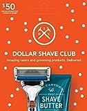 Dollar Shave Club $50