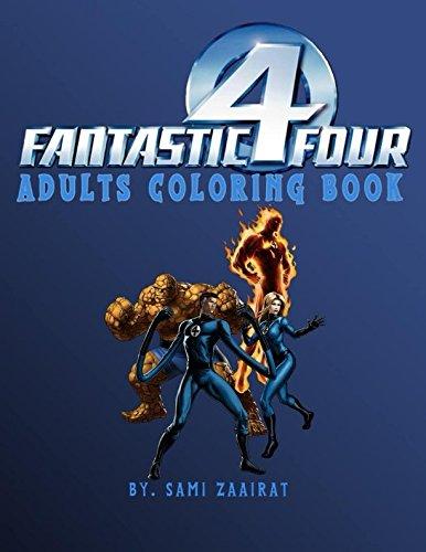Fantastic 4 Activity Book - 5
