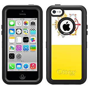 Skin Decal for Otterbox Defender iPhone 5C Case - Vatican City Flag