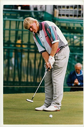 Vintage photo of John Daly (golfer) ()