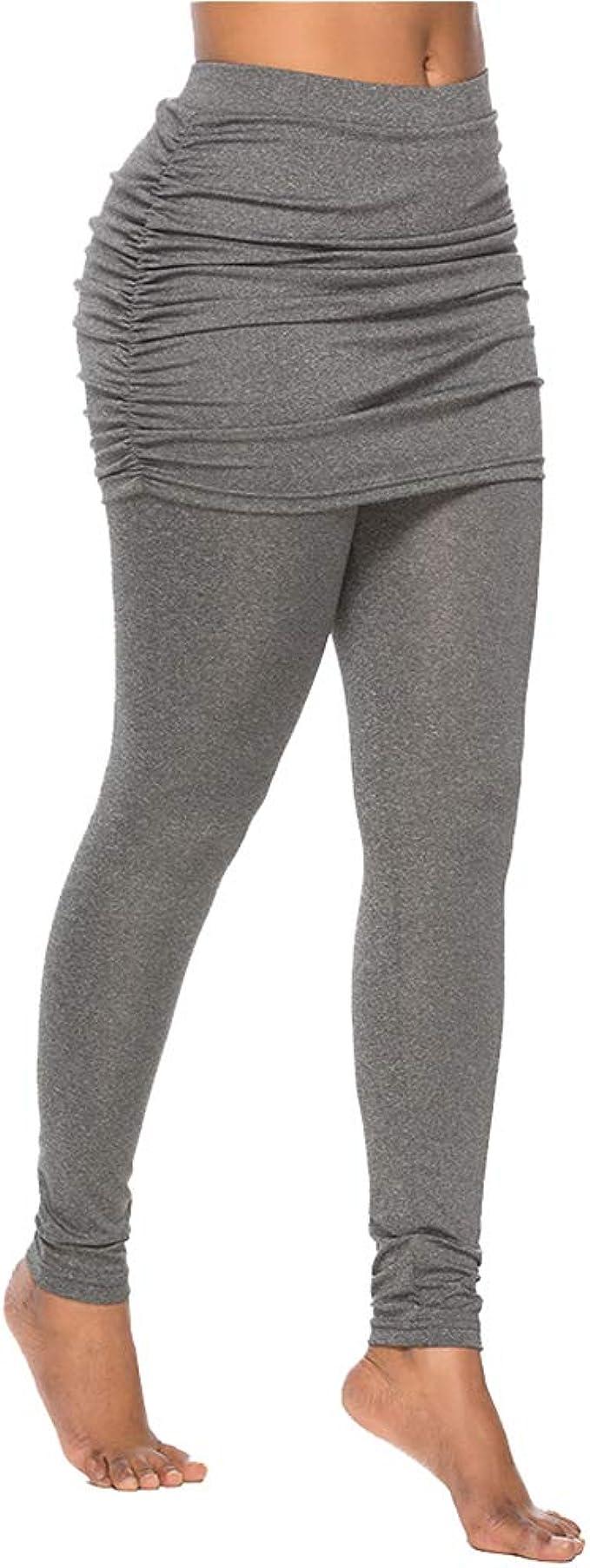 Gagacity Falda Pantalón Mujer Compresion Pantalones Deportivos ...