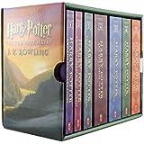 哈利波特全集 英文原版小说 英文版 全套 Harry Potter 1-7英文原版书 美版经典版 [平装] [Jan 01, 2009] J.K.罗琳 (Rowling.J.K.) [平装] J.K.罗琳 (Rowling.J.K.)