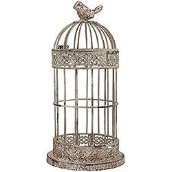 Stonebriar Small Aged Wire Bird Cage