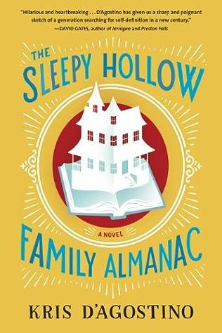 book cover of The Sleepy Hollow Family Almanac