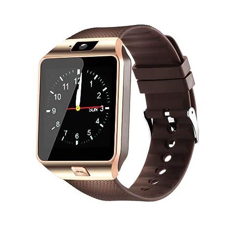 FFHJHJ Reloj Inteligente Smart Watch Bluetooth Smartwatch Android ...