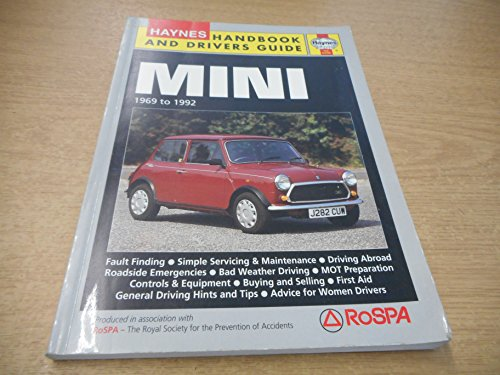 Mini Handbook and Driver's Guide (Handbooks & drivers' guides)