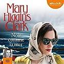 Noir comme la mer Hörbuch von Mary Higgins Clark Gesprochen von: Rafaèle Moutier