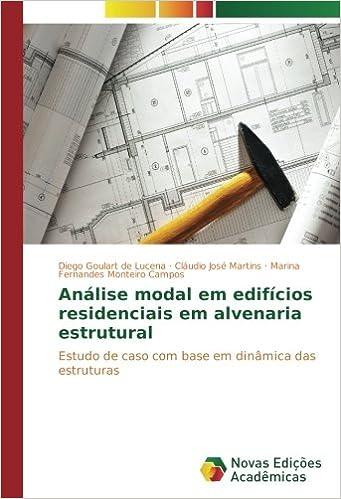 151df9fa84 Análise modal em edifícios residenciais em alvenaria estrutural  Estudo de  caso com base em dinâmica das estruturas - 9783330766198 - Livros na Amazon  ...