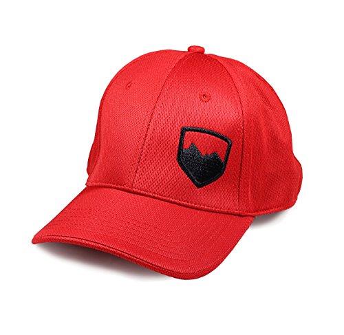 TeraFlex 5237004 Hat (Pro Style Stretch) (Hat Pro Racing)