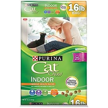 Purina Cat Chow Indoor Formula Cat Food Review
