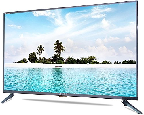 Mitashi 101.6 cm (40 inches) MiDE040v24 FHD i Full HD LED TV (Black) with 3 Years Warranty