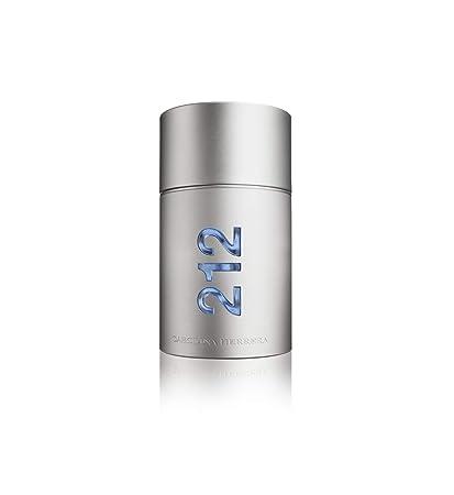 Carolina Herrera 212 Homme Eau De Toilette 50 Ml Amazoncouk Beauty