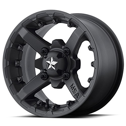 flat black rims - 3