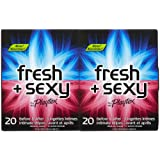 Playtex Fresh + Sexy Fresh + Sexy Individually Wrapped Intimate Wipes - 20 ct - 2 pk