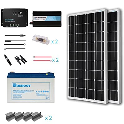 Best Cheap Deal for Renogy Starter Monocrystalline Complete Kit by Renogy - Free 2 Day Shipping Available