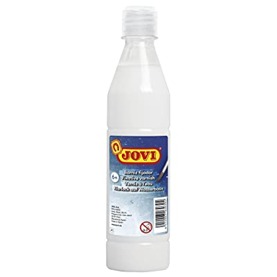 Jovi Gloss Fixative Varnish 500ml (16.9FL oz) Bottle: Toys & Games