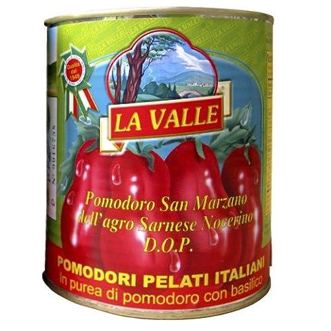 La Valle San Marzano D.O.P. Tomatoes (9-pack) (Del Valle)
