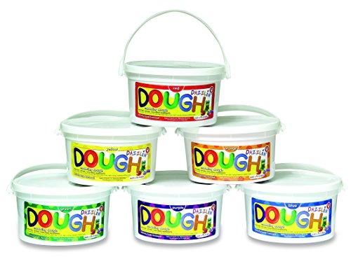 play dough assortment - 6