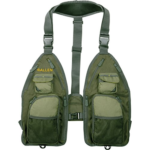 Allen Gallatin Ultra Light Fishing Vest & fly fishing vest (Best Fly Fishing Vest)