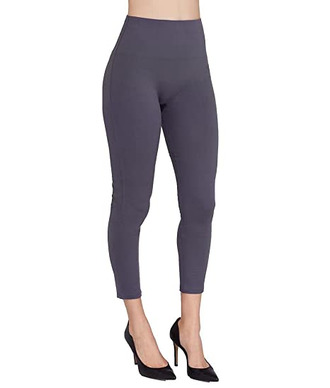 60a4f5cfeda7b Spanx Cropped Essential Leggings: Amazon.co.uk: Clothing