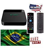 2019 Newest Htv Box IPTV6 Plus + Based on HTV6+, IPTV5 HTV5 HTV 5 Updated,ao vivo Brasil canais tv,Filmes Brazilian Channels, Movies, TV Shows,Brazil IPTV, Better Than A2,A1 and Iptvkings Canal