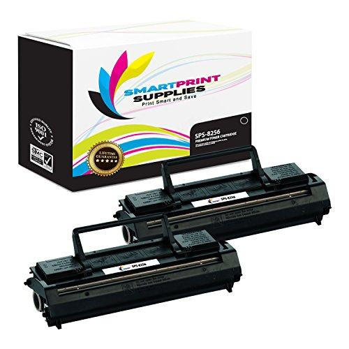 Smart Print Supplies Compatible 69G8256 Black Toner Cartridge Replacement for Lexmark Optra E4026 E4026 Plus, Ep, ES Printers (3,000 Pages) - 2 Pack