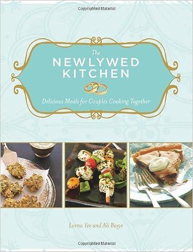 Easy recipes newlyweds