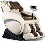 Product review for Osaki OS3000C Model OS-3000 Zero Gravity Massage Chair, Cream, Auto Recline, Leg Adjustment, Timer, Chromotherapy Lighting, Remove Intensity Pad, Computer Body Scan
