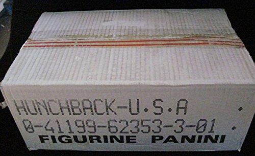 1996 Panini Disney's Hunchback of Notre Dame Album Sticker Case - 12 Boxes