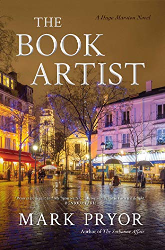 Pdf Mystery The Book Artist (Hugo Marston)