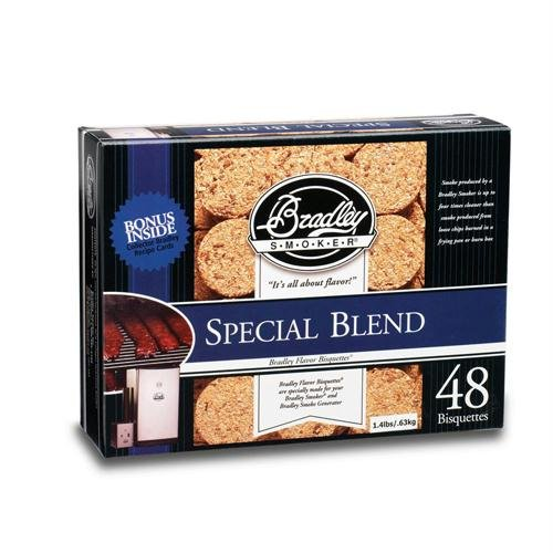 Bradley Special Blend Bisquettes 48 Pack