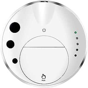 Robot Aspirador,Aspiradora Inteligente 1200 PA Nosotros, Agua Seca ...