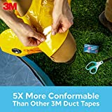 3M Clear Repair Tape, 1.88 inch by 20 yards, 1 roll
