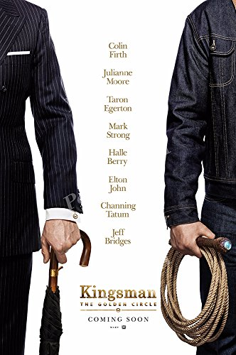 Posters USA - Kingsman 2 The Golden Circle Movie Poster Glossy Finish