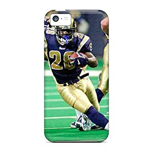 Iphone 5c Dlx5179ihhi Support Personal Customs Nice St. Louis Rams Series Durable Hard Phone Case -JamieBratt