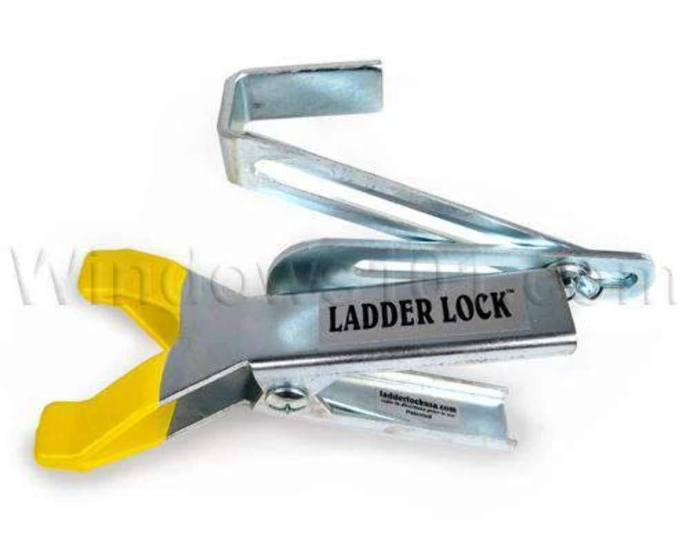 Ladder Lock, Steel, Trivalent Coating
