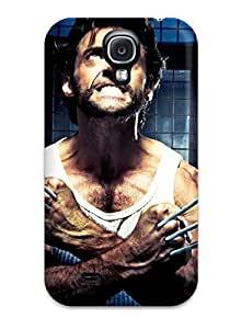 Renee Jo Pinson's Shop New Style First-class Case Cover For Galaxy S4 Dual Protection Cover Xmen Origins Wolverine 2009 4702230K67978260
